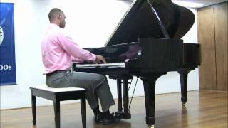 IV FESTIVAL INTERNACIONAL DE PIANO - SEGUNDA PARTE