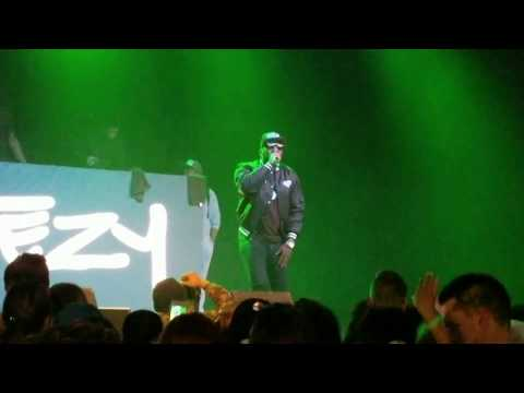 Young Jeezy Cold Summer Tour Feb 23, 2018 Old National (full concert) 1080