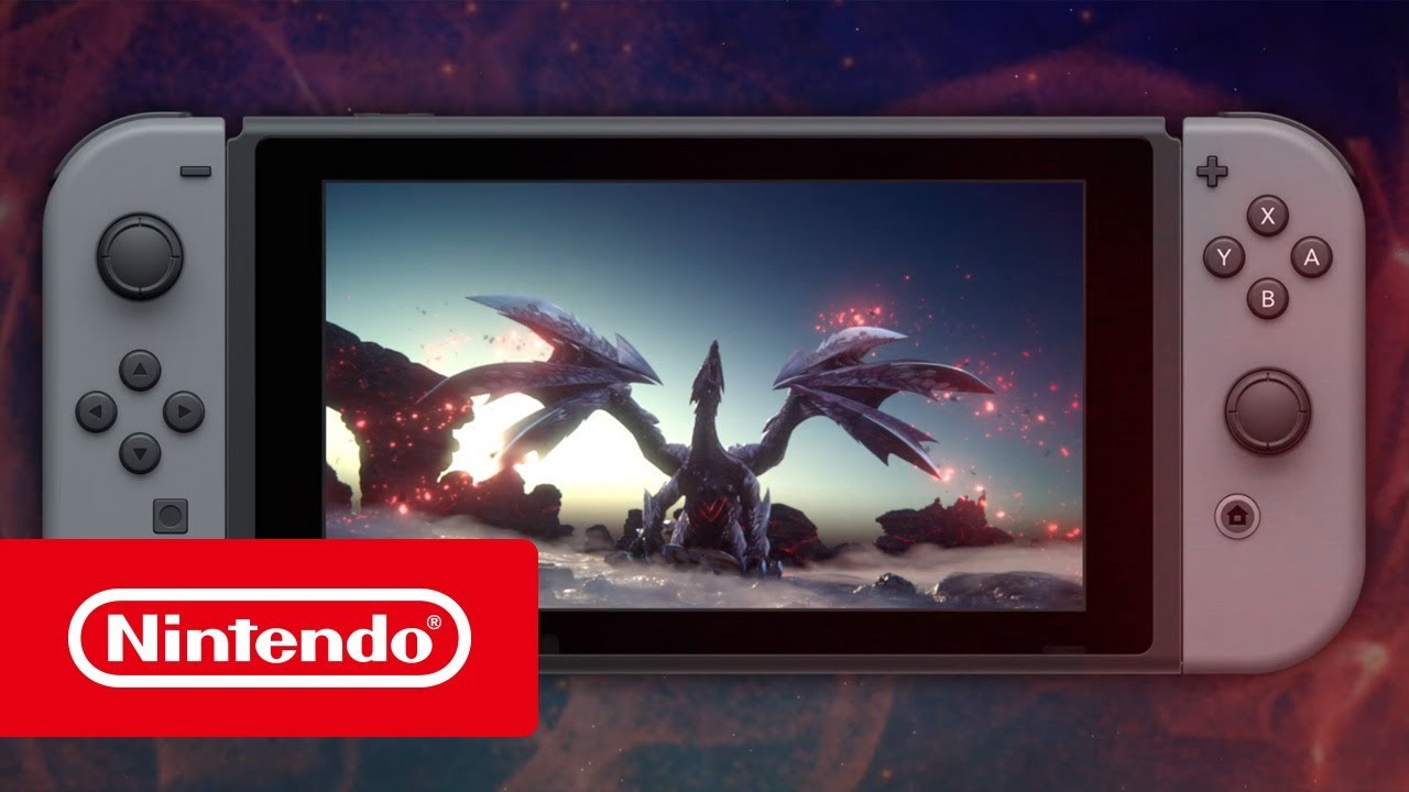 Monster Hunter Generations Ultimate - Bande-annonce (Nintendo Switch)