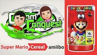 Custom Conquest #22 - Super Mario Cereal amiibo