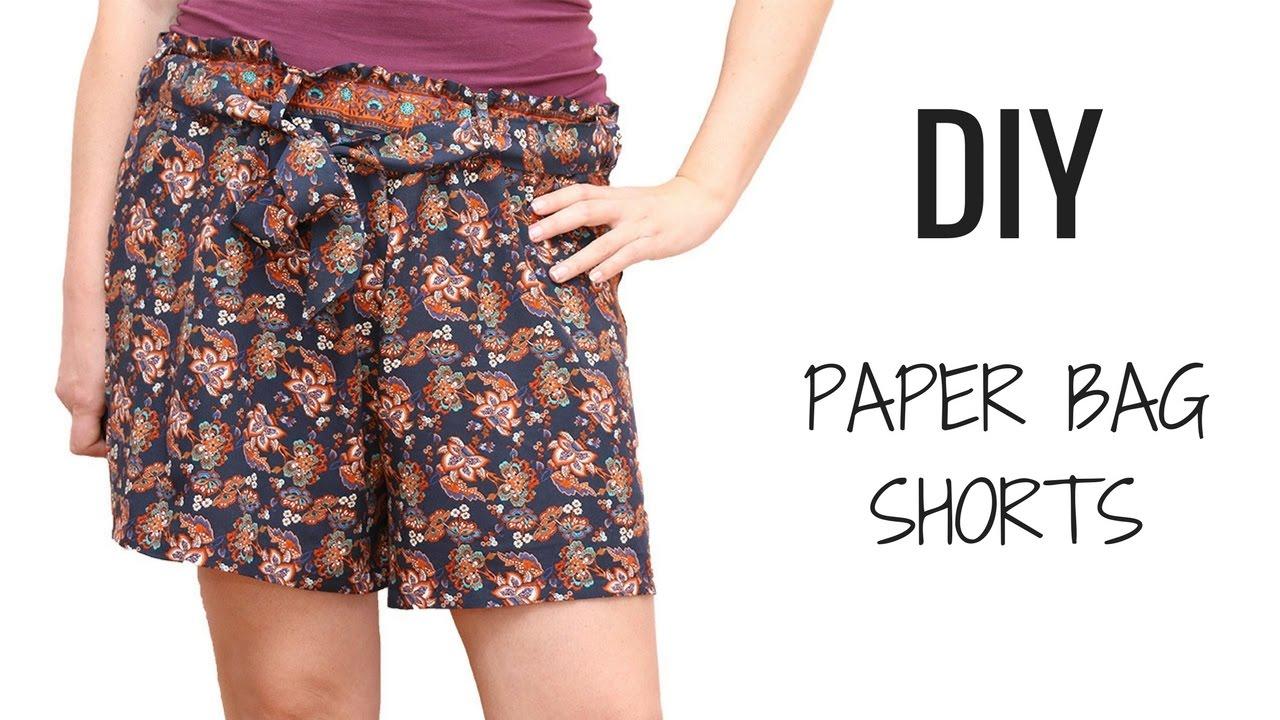 Como Hacer Shorts De Verano Diy Shorts Youtube
