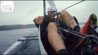 World s Fastest Human Powered Boat Record Attempt Speed with Guy Martin S03E03