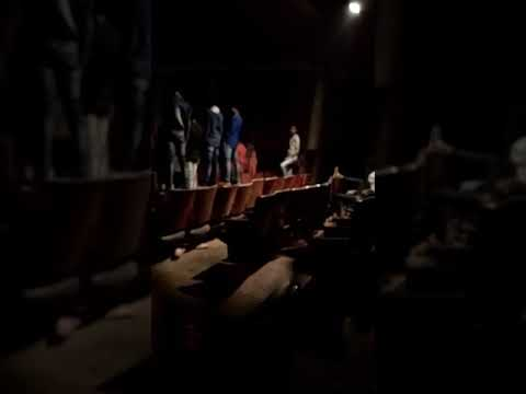 National anthem insult in sunset driving cinema Ahmedabad