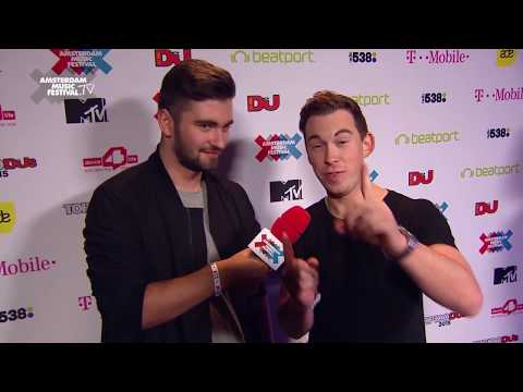 AMF 2015: Interview Dyro - Hardwell