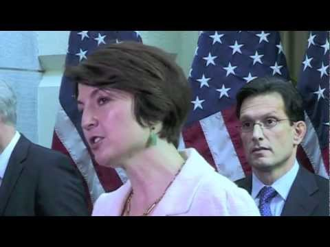 McMorris Rodgers Remarks at Republican Leadership Press Conference 3/20/2012