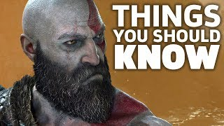 God Of War - 6 Tips You Should Know Before You Play