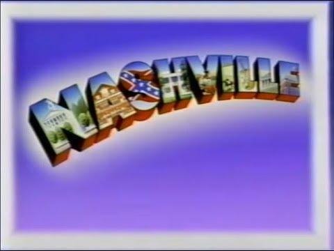 """Nashville"" 1985 Tourism Promotional Video"