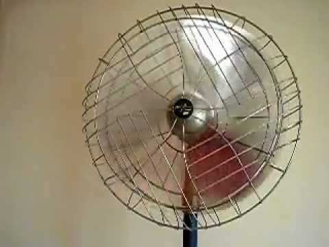 Emerson 24 Quot Pedestal Fan Antique Vintage Air Circulator