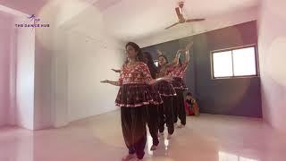 Moti Veraana | Song Amit Trivedi & Osman mir | garba choreography | AT Azaad  | THE DANCE HUB