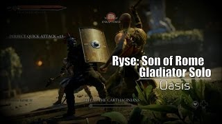 RYSE: Son of Rome - Gladiator Multiplayer | Oasis