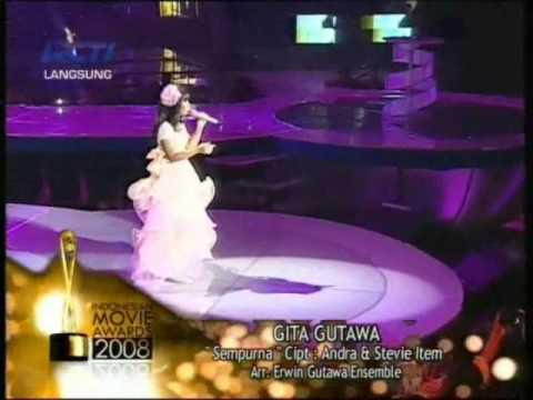 Gita Gutawa - Sempurna (Live IMA 2008)