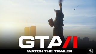 Grand Theft Auto VI Trailer : December 2020 (Project Americas) - Concept