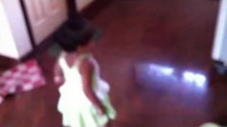 Ravish Pinto- Nicole Dancing Ye nari Ye..and singing