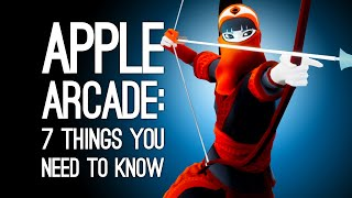 7 Things You Need to Know About Apple Arcade (Hands-On)