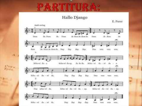 HALLO DJANGO - Base instrumental