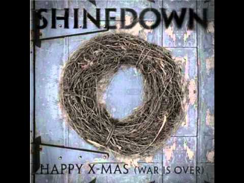 Happy Xmas War is over Shinedown
