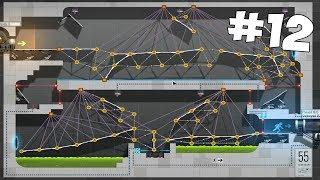 ЦАРСТВО КУБИКОВ ^_^ - Bridge Constructor Portal - Прохождение на русском #12