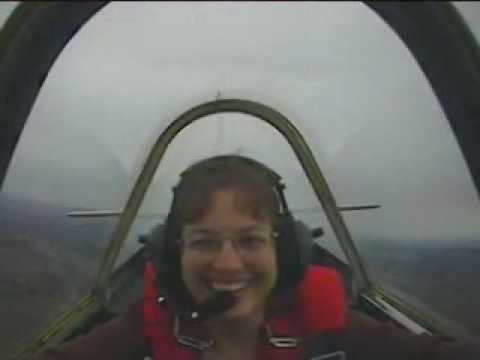 Leigh Ann's First Ride in Yak