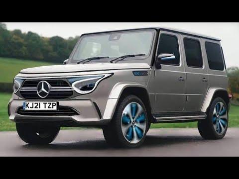 Mercedes G Wagon G63 2021 First look Review FairViews ...