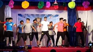 Malayalam Funny Fusion Dance |NIMS DUBAI|