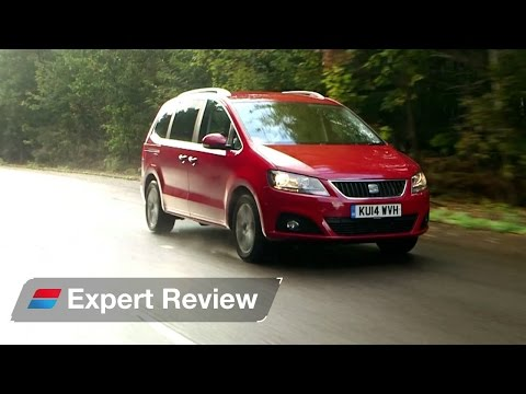 2014 Seat Alhambra car review