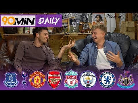 Coutinho signs for Barcelona £142 million! | Arsenal crash out of FA Cup to Forest! | 90min Daily