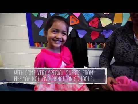 Edmonton Public Schools Foundation Donor Visits - May 2015