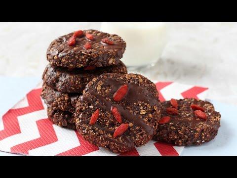 Healthy Chocolate Breakfast Cookies   Kids Recipes