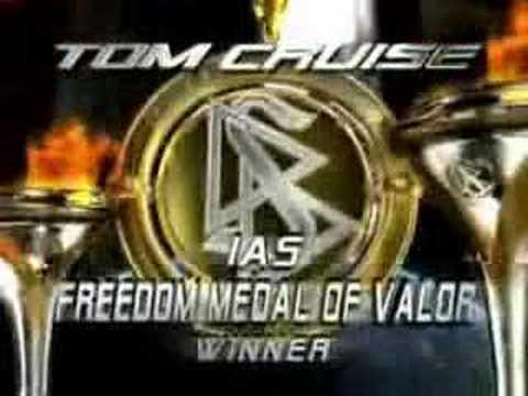 Tom Cruise Scientology Video -  Original & uncut  (Part 1)