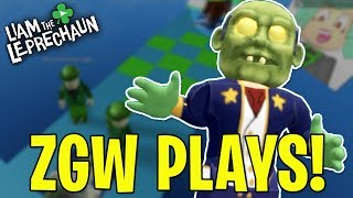 ZGW PLAYS ROBLOX 💥 Liam the Leprechaun Obby 💥