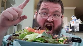 Francis Eats Only Salad til Pewdiepie Beats TSeries