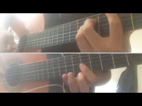 Kaya - Huuu Gitar Solo Cover