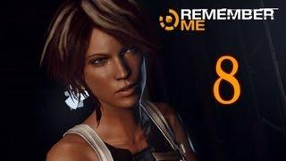 Прохождение Remember Me Эпизод 6 Гнилая сердцевина