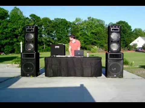 Setting Up My Dj Audio Setup In 15minutes Youtube