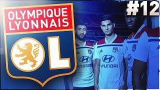 FM 2018 | Olympique Lyon | #12 - Klasowy rywal!
