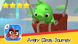 Angry Birds Journey Walkthrough Fling Birds, Solve Puzzles Recommend index four stars