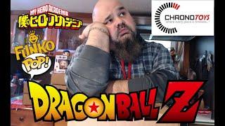 Chrono Toys Xtreme Anime Challenge High Roller PLUS Funko Pop Mystery Box.