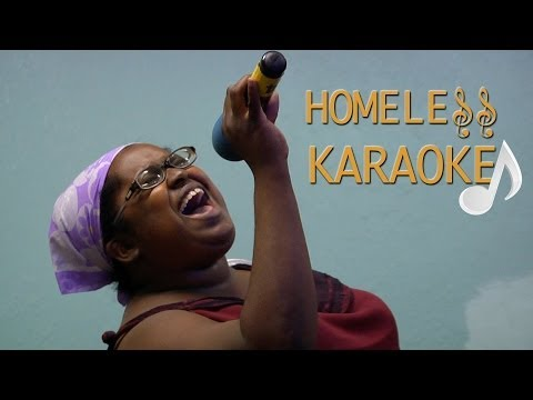 Homeless Karaoke: The Stars of Skid Row
