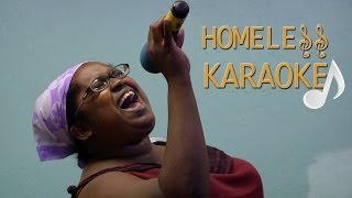 Homeless Karaoke: The Stars of Skid Row