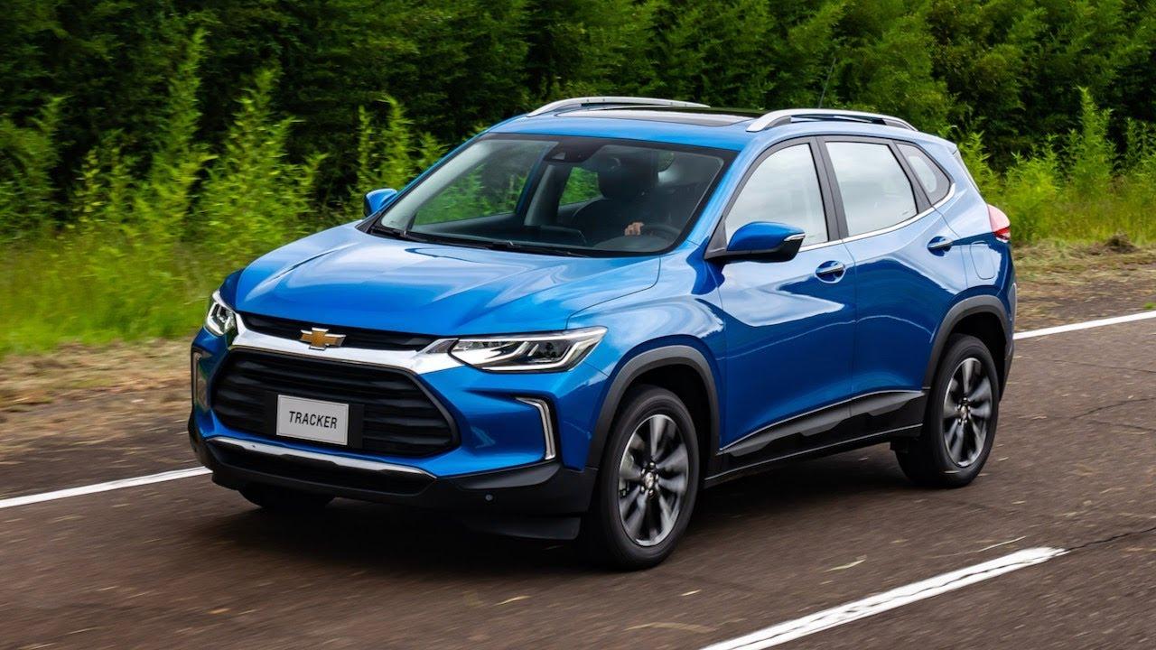 Nueva Chevrolet Tracker Todos Los Detalles Del Suv Que Busca Ser