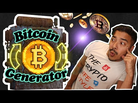 Bitcoin Generator Case Study | Free Cloud Mining ?