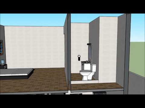 Propuesta de remodelacion casa youtube for Remodelacion de casas