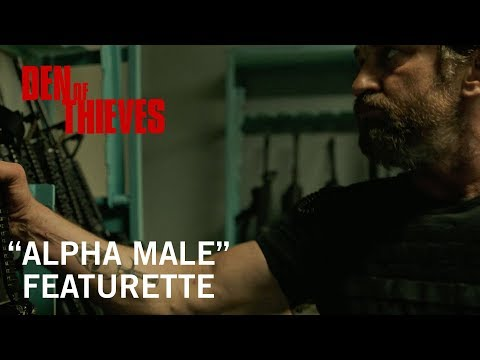"""Den of Thieves   """"Alpha Males"""" Featurette   Now Playing"""