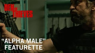 "Den of Thieves | ""Alpha Males"" Featurette 