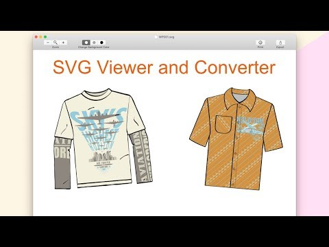 SVG Vector Viewer and Converter