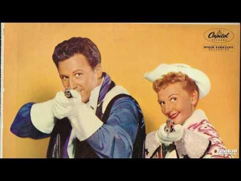 Mary Martin & John Raitt in Annie Get Your Gun Part 2