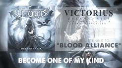 "VICTORIUS - ""Blood Alliance"" (Lyric Video)"
