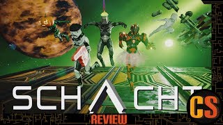 SCHACHT - PS4 REVIEW
