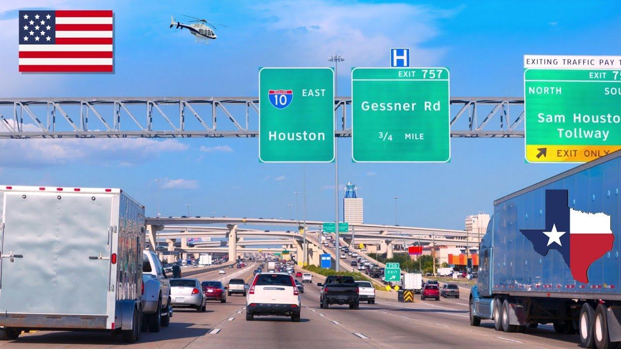 Download The World's Widest Freeway: Katy Freeway