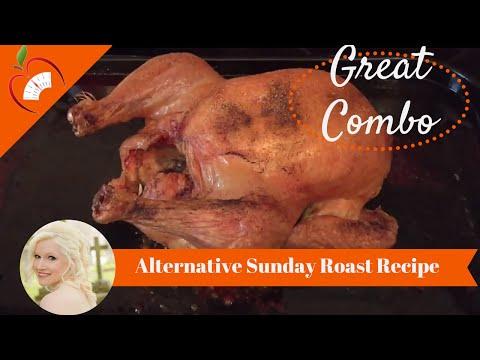 Healthy Alternative Roast Chicken Recipe